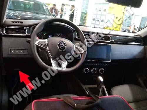 Renault Arkana - Dashboard