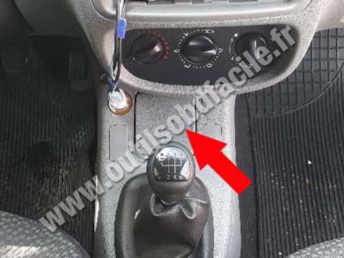 Citroen Peugeot Toyota Renault  Opel Accoudoir Central Console