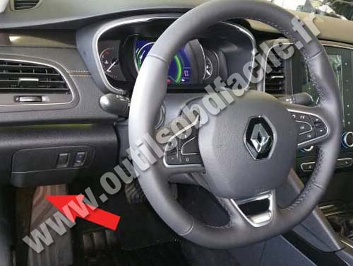Renault Talisman - Dashboard