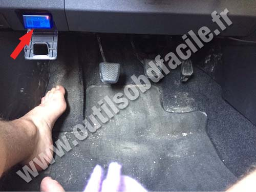 Scion tC - Pedals