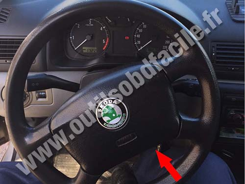 Skoda Octavia - Steering wheel