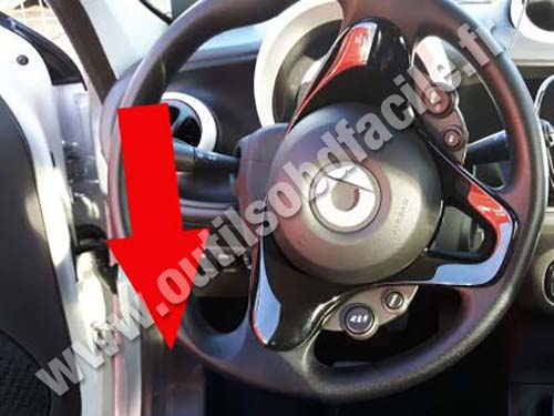 Smart Foxrfour Steering wheel
