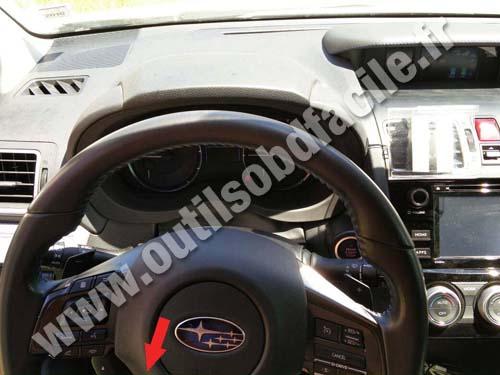 Subaru Levorg Dashboard on Obd Ii Port Location