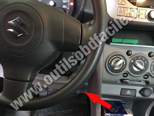 Suzuki Alto Dashboard