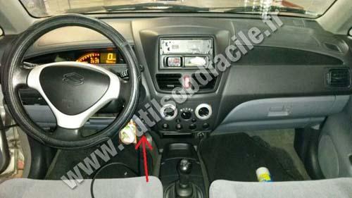 Suzuki Liana Dashboard