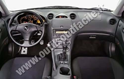 Dashboard Toyota Celica on 1999 Toyota Tercel