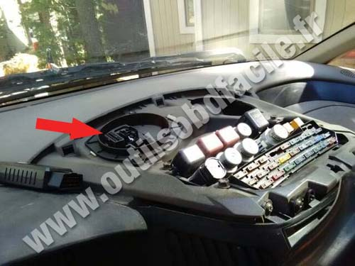 Toyota Previa Dashboard