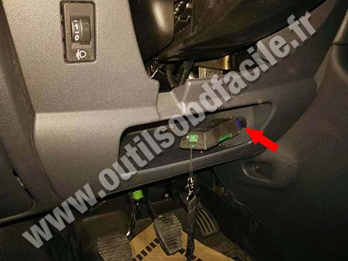 Toyota ProAce - Storage compartment