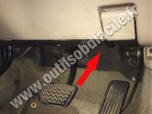 Toyota Progres Gaz pedal