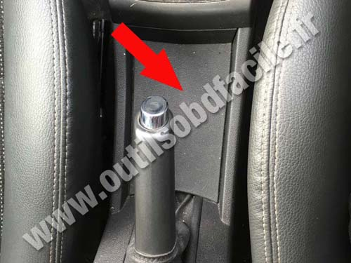 Vauxhall Astra H Handbrake
