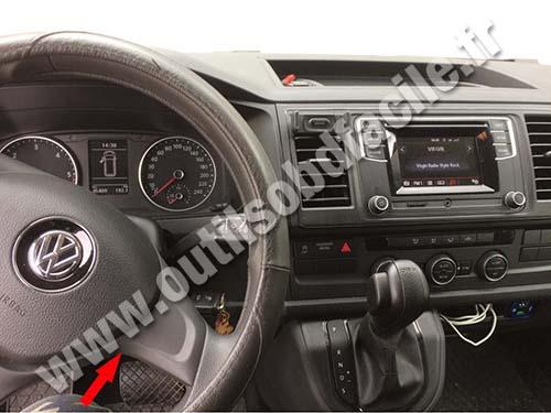 Volkswagen Caravelle - Dashboard