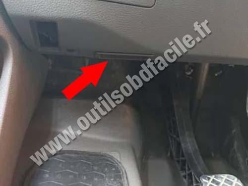 Volkswagen Crafter - Pedals