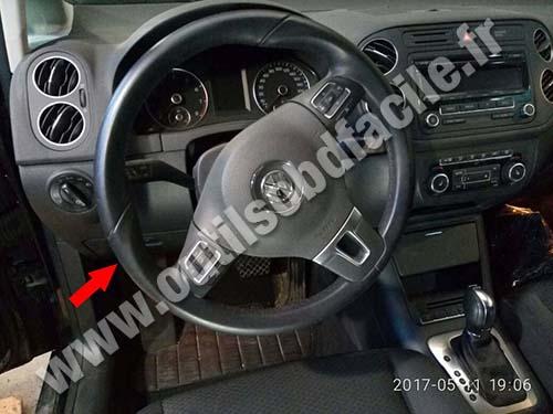 Volkswagen Golf Plus - Dahboard