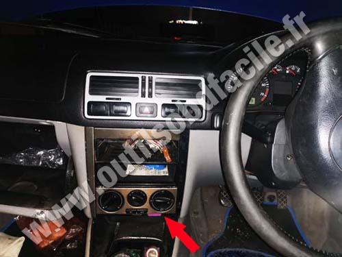 Volkswagen Jetta - Dashboard