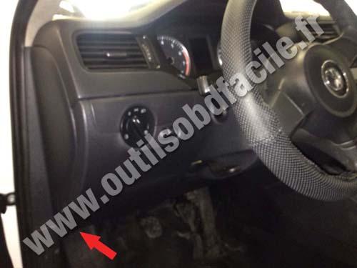 Volkswagen Jetta A6 - Dashboard