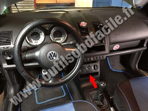 Volkswagen Lupo - Dashboard