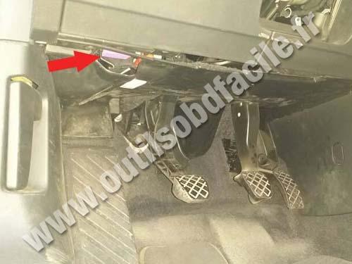 Volkswagen Passat (B8) - Pedals