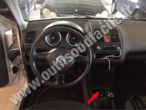 Volkswagen Polo - Dashboard