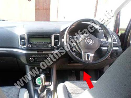 Volkswagen Sharan - Dashboard