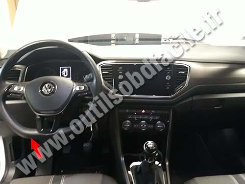 Volkswagen T-Roc - Dahsboard