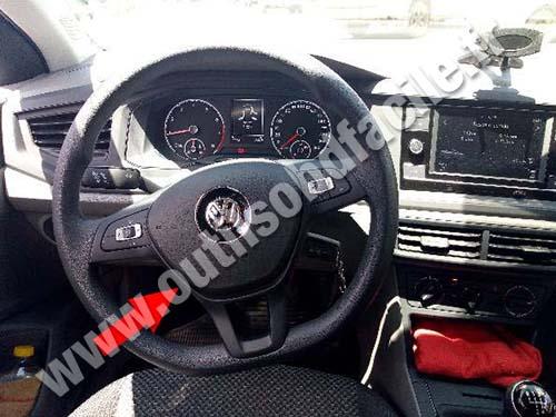 Volkswagen Virtus - Dashboard