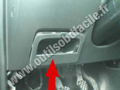 Volkswagen Voyage Stowage compartment