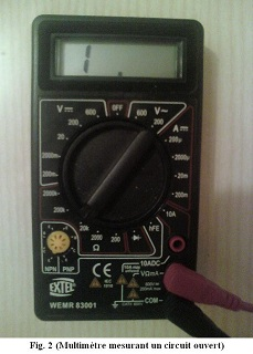 P0110 multimeter diagnostic