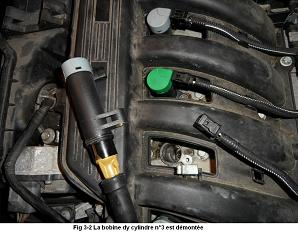 replace ignition plug renault kangoo 1.6 95hp